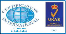 Verma Group ISO 9001:2000 Certificate